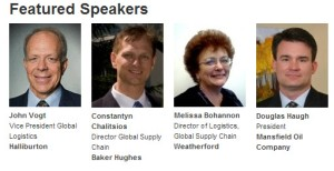 Featured Speakers Oil & Gas Supply Chain