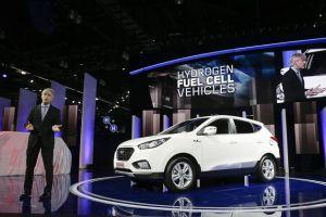 Hyundai Fuel cells