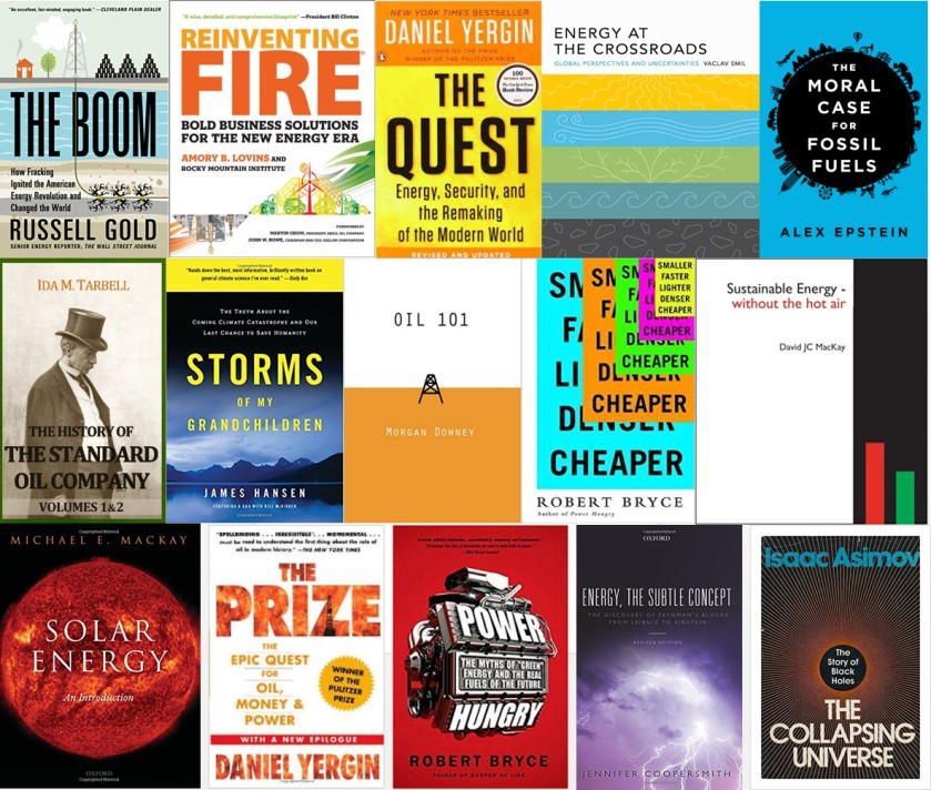 Energy Reading List